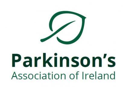 Parkinson's Association of Ireland logo
