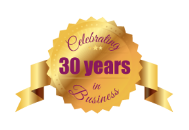 Private HomeCare 30 years In Business Logo